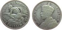 1 Shilling 1933 Neuseeland Ag Georg V fast ss  8,50 EUR  zzgl. 3,95 EUR Versand