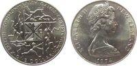 1 Dollar 1974 Neuseeland KN Commonwealth Spiele, kleiner Fleck vz-unc  4,50 EUR  zzgl. 3,95 EUR Versand