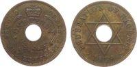 1 Penny 1959 Nigeria Br Elisabeth II, fleckig ss  1,00 EUR  zzgl. 3,95 EUR Versand