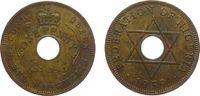 1 Penny 1959 Nigeria Br Elisabeth II, fleckig vz  5,00 EUR  zzgl. 3,95 EUR Versand