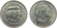 6 Pence 1959 Nigeria KN Elisabeth II unz  6,50 EUR  zzgl. 3,95 EUR Versand