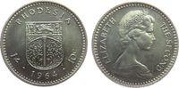 10 Cents 1964 Rhodesien KN Elisabeth II, 1 Shilling unz  1,70 EUR  zzgl. 3,95 EUR Versand