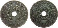 1 Penny 1942 Rhodesien Süd/South KN Georg VI ss  2,50 EUR  zzgl. 3,95 EUR Versand