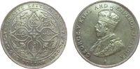 1 Dollar 1920 Straits Settlements Ag Georg V, etwas berieben vz  110,00 EUR  zzgl. 6,00 EUR Versand