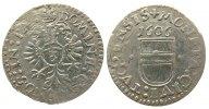 1 Groschen 1606 Schweiz Kantone Ag Zug ss+  90,00 EUR  zzgl. 6,00 EUR Versand