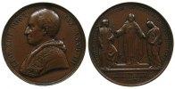 Medaille o.J. Vatikan Bronze Leo XIII (1878-1903), ANNO III (1880/81), ... 56,50 EUR  zzgl. 6,00 EUR Versand
