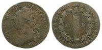 12 Deniers 1791 Frankreich Br Louis XVI, .A (Paris), Couvent Barnabites... 56,50 EUR  zzgl. 6,00 EUR Versand
