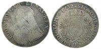1 Ecu aux branches d olivier 1732 Frankreich Ag Louis XV, Mzz: I, Dupl.... 45,00 EUR  zzgl. 3,95 EUR Versand