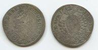 6 Kreuzer  1670  RDR Kärnten St. Veit M#3111  Leopold I. 1658–1705 ss  75,00 EUR  zzgl. 4,00 EUR Versand