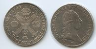 1/2 Crocione (1/2 Kronentaler) 1789 M Mailand Österreichische Niederlan... 80,00 EUR