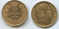 10 Dinara 1882 Serbien M#3382 Serbien Milan Obrenovich IV.1868-1889 Rep... 245,00 EUR