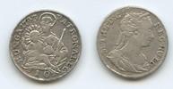 10 Denare 1743 Ungarn Kremnitz M#3009 - SEHR SELTEN AUFLAGE nur 6404 St... 150,00 EUR