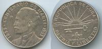 1 Peso 1953 Kuba M#3617 - Centenario de Marti 1853 - 1953 Silber sehr s... 36,00 EUR