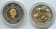 2 Dollars 1999 Kanada M#3493 - Nunavut Territoriuim der Inuit Trommeltä... 14,00 EUR