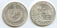 5 Pesos 1981 Kuba M#3196 Cuba 5 Pesos 1981 KM#78 Zuckerrohr FAO Silber ... 18,00 EUR