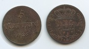 5 Quattrini 1826 Italien Toscana M#3194 Italien Toscana Leopold II. 5 Q... 40,00 EUR