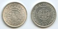 5 Patacas 1971 Macao M#3106 Portuguese Colony Macau fast stempelfrisch  18,00 EUR