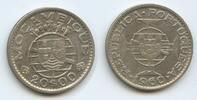 20 Escudos 1960 Mosambik M#3107 Portuguese Colony Moçambique s-ss  10,00 EUR