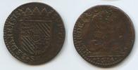 2 Liards 1614 Frankreich-Sedan & Buillon M#3113 - Henry de la Tour 1591... 22,00 EUR