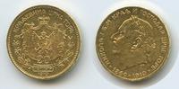 10 Perpera 1910 Montenegro 50 Jahre Jubiläum Nikolaus I.1860-1918 sehr ... 650,00 EUR