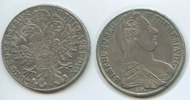 Maria Theresia Taler 1780 (1815-28) Österreich Mailand Italien M#3416 M... 140,00 EUR