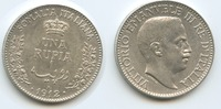 1 Rupia 1912 R Italienisch Somalia M#3014 Victor Emmanuel III. Kolonie ... 280,00 EUR