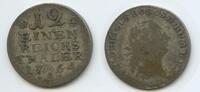 1/12 Taler 1764 A Brandenburg-Preußen M#3154 - Friedrich II. 1740-1786 ... 20,00 EUR