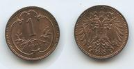 1 Heller 1901 Österreich M#3145 - Franz Joseph I.1848-1916 Stempelfrisch  6,00 EUR