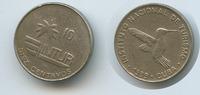 10 Centavos 1989 Kuba Intur M#3270 - kleiner Typ sehr schön  6,00 EUR