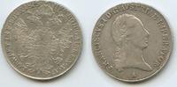 ½ Taler 1815 A Österreich M#3466 - 1/2 Taler Franz II.1792-1835 sehr sc... 95,00 EUR