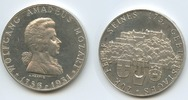 Silbermedaille 1931 Salzburg M#3418 Wolfgang Amadeus Mozart 1756-1791 v... 29,00 EUR