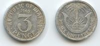 3 Pence 1969 Biafra M#3578 - Republic of Biafra Peace Unity Freedom seh... 38,00 EUR