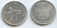 2½ Shillings 1969 Biafra M#3586 - Republic of Biafra Peace Unity Freedo... 45,00 EUR