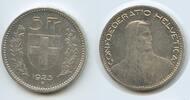 5 Franken 1923 B Schweiz M#2003 - Bern Helvetia Switzerland Suisse sehr... 80,00 EUR  zzgl. 4,00 EUR Versand