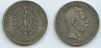 5 Mark 1875 H Hessen M#2004 - Ludwig III.1848 - 1877 sehr schön, kleine... 70,00 EUR  zzgl. 4,00 EUR Versand