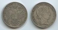 1 Taler 1848 A Wien Österreich M#1001 Ferdinand I. Kaiser 1835-1848 seh... 130,00 EUR  zzgl. 4,50 EUR Versand