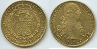 8 Escudos 1806 M° TH Mexiko M#3364 Gold Carlos IV.1788-1808 fast Vorzüg... 1900,00 EUR kostenloser Versand