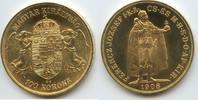 100 Korona  Österreich Ungarn M#3371 Franz Joseph I.1848-1916 Offiziell... 1700,00 EUR kostenloser Versand