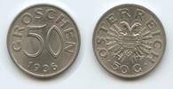 50 Groschen 1936 Österreich M#3146 SEHR RAR 1.Republik 1918-1938 Vorzüg... 80,00 EUR  zzgl. 4,00 EUR Versand