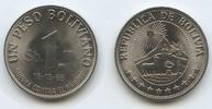 Un Peso Boliviano (ND) 1968 Bolivien M3303 FAO unzirkuliert  8,00 EUR  zzgl. 4,00 EUR Versand