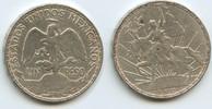1 Peso 1910 Mexiko M#5007 Zweite Republik Caballito Mexico sehr schön  50,00 EUR  zzgl. 4,00 EUR Versand