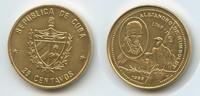 25 Centavos 1989 Kuba M#3126 Alexander von Humboldt 1769-1989 Vogel unz... 15,00 EUR  zzgl. 4,00 EUR Versand