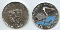 1 Peso 1994 Kuba M#3131 Kuba Fauna del Caribe Pelicano Pardo Pelikan un... 9,00 EUR  zzgl. 4,00 EUR Versand