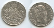 1 Peso 1866 Mexiko M#5010 Maximilian von Österreich 1864-1867 Sehr schö... 125,00 EUR  zzgl. 4,50 EUR Versand