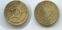 1 Centavo 1943 Kuba M#3089 Cuba First Republic sehr schön, fleckig  4,00 EUR  zzgl. 4,00 EUR Versand