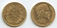 20 Francs 1856 A Frankreich M#3209 Napoleon III.1852-1870 sehr schön  275,00 EUR  zzgl. 4,50 EUR Versand