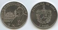 1 Peso 1998 Kuba M#5016 Besuch Papst Johannes Paul II. Vorzüglich-Unzir... 12,00 EUR  zzgl. 4,00 EUR Versand