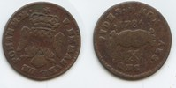 10 Grani (Carlino) 1786 Malta M#3118 Emmanuel de Rohan 1775-1797 sehr s... 55,00 EUR  zzgl. 4,00 EUR Versand