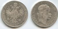 Doppelgulden (2 Florin) 1873 Österreich Haus Habsburg M#1026 Kaiser Fra... 220,00 EUR  zzgl. 4,50 EUR Versand