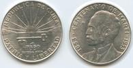 1 Peso 1953 Kuba M#5018 - Centenario de Marti 1853-1953 sehr schön  32,00 EUR  zzgl. 4,00 EUR Versand